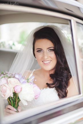 Choosing your bridal hairstyle