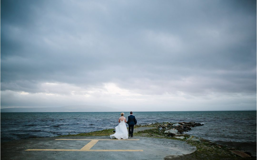 {Wedding} Gemma & Paddy @ The Redcastle Oceanfront Hotel & Spa