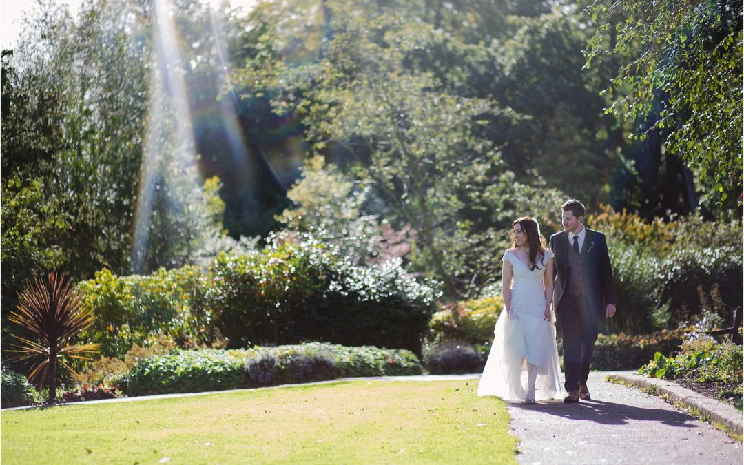 {Wedding} Ruth & Gavin @ Malone House, Belfast