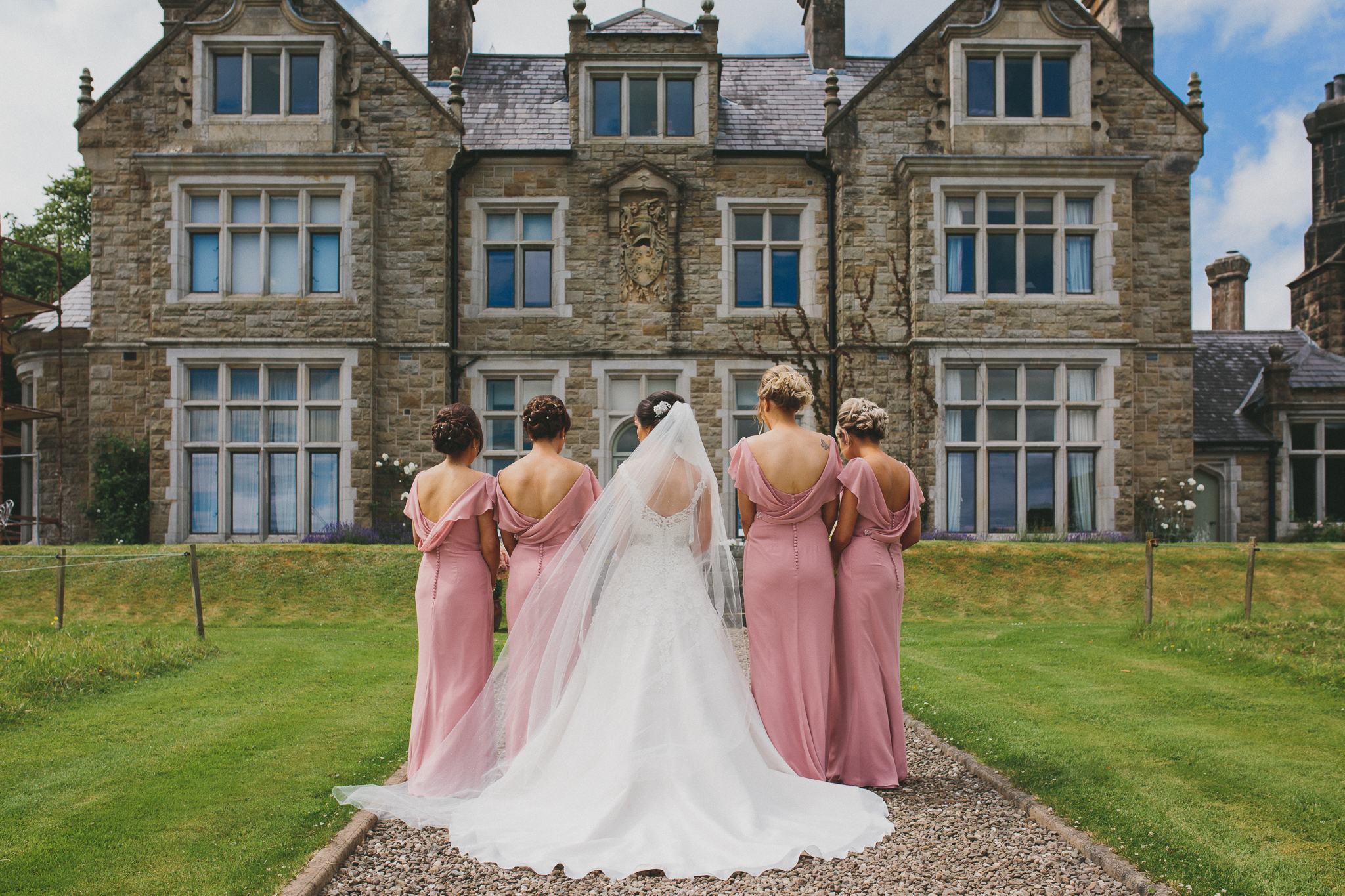 Bridal Party Photos at blessingbourne Estate, County Tyrone