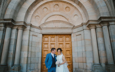Alison & Fintan's Farnham Estate Wedding, Cavan